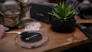 Qi Certified Light-up Wireless Charging Pad