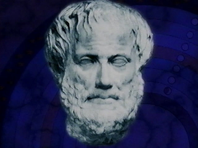 What was Aristotle's Philosophy about? or What did It Support?