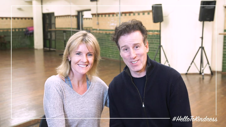 HELLO! to Kindness: Anton Du Beke & Erin Boag