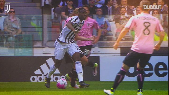 Paul Pogba's best Juventus assists