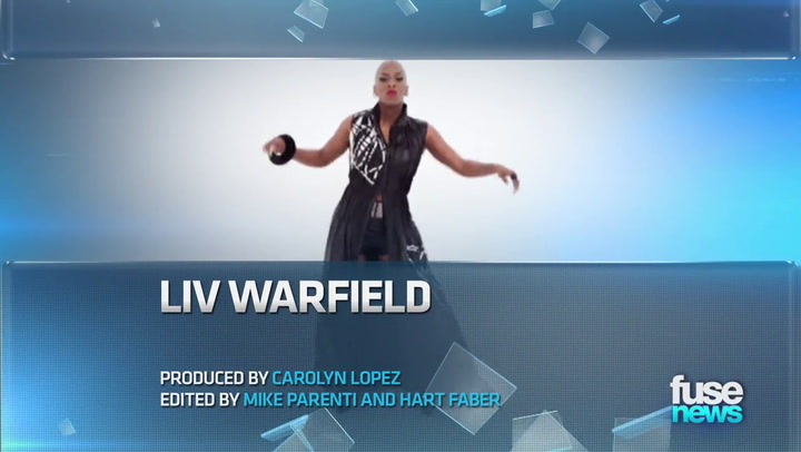 Shows: Fuse News: Prince Protégé Liv Warfield Plays 'Fallon,' Takes NYC by Storm