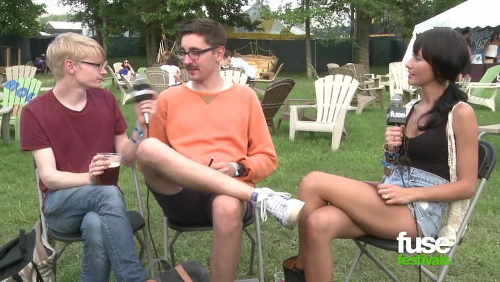 "Festivals: Bonnaroo 2013: Alt- J  ""We Pretty Much Do the Same Thing Every Night"""