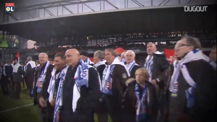 OL's farewell to Gerland