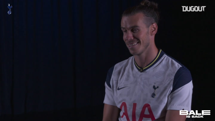Gareth Bale'ın Tottenham'a Döndükten Sonra İlk Röportajı
