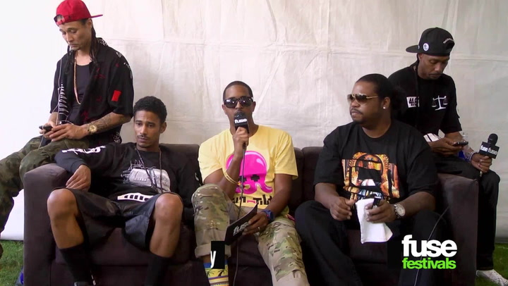 Festivals: Rock The Bells 2013: Bone Thugs-N-Harmony Talk Eazy-E Hologram at Rock the Bells