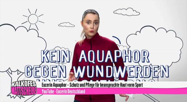 Kalkofes Mattscheibe Clip: Eucerin Werbung