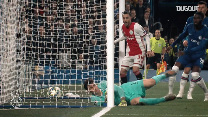Ajax's greatest Champions League group stage goals