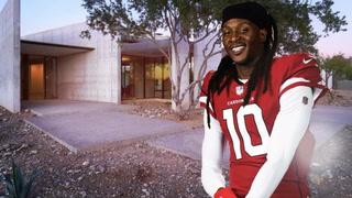 Arizona Cardinals'DeAndre Hopkins Buys $5.1M Minimalist Mansion