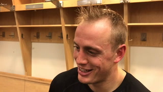 Golden Knights' Nate Schmidt on overtime in Toronto