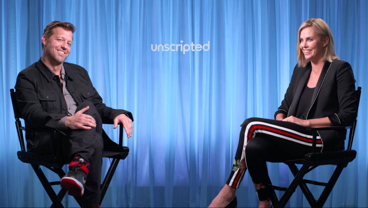 'Atomic Blonde' | Unscripted | Charlize Theron, David Leitch