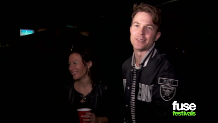 "Festivals: Voodoo 2013: Watch: Matt & Kim Go ""Deep Into the Bowels"" of Voodoo Fest"