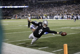 Vegas Nation: Raiders lose to Cowboys