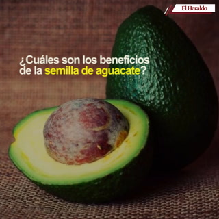 ¿Cuáles son los beneficios de la semilla de aguacate?