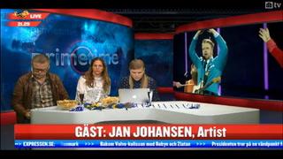 Slik reagerte svenskene på Carl Espens framføring