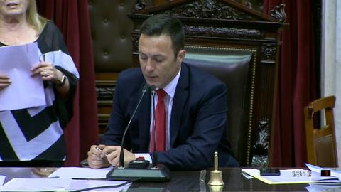La ley muestra la debilidad de consenso del gobierno, analizó Contigiani