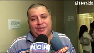 Hijo de Chelato aún tiene esperanzas en su recuperación