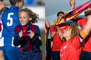 Sorpresivo: Xavi Simons, una de las grandes promesas del fútbol, deja el Barcelona