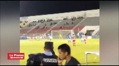 Vida 3-0 Honduras Progreso (Liga Nacional)