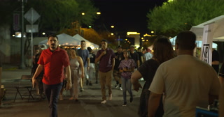 Earthquake Rattles Las Vegas' First Friday – Video
