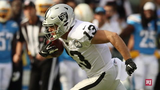 Raiders keep playoff hopes alive, beat Chargers 24-17 – Video