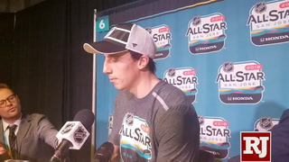 Fleury on NHL All-Star game atmosphere