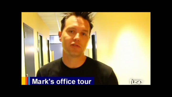 Behind The Scenes: Hoppus - Office Tour