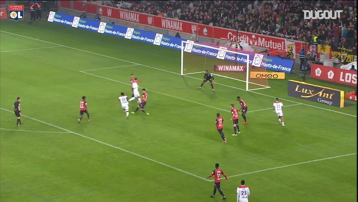 Los mejores cinco goles de Bertrand Traoré con el Olympique de Lyon