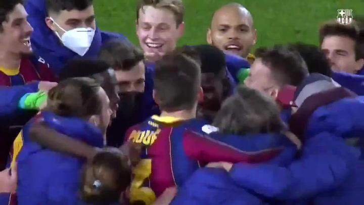 ¡Remontada histórica del Barça y a la final!
