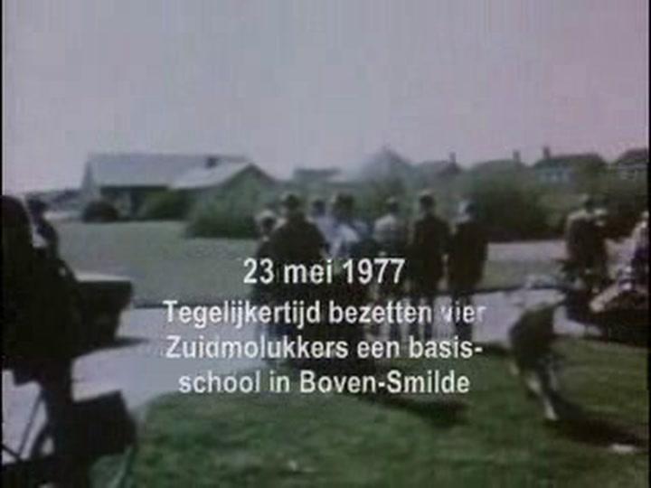Bekijk videobeelden van de kaping destijds: