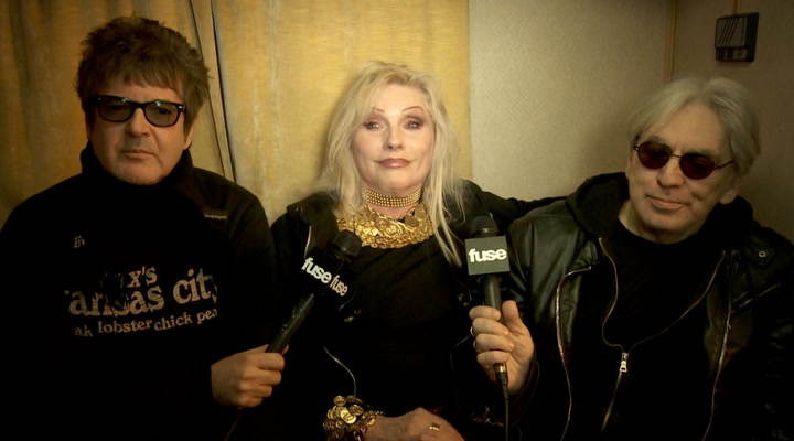 "Interviews: Blondie: ""There's As Much Good Music Now As There's Ever Been"""