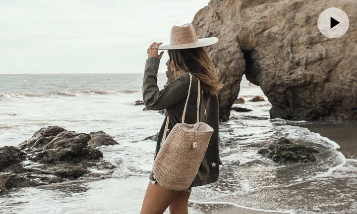 De la playa al trabajo: 10 bolsos que llevarás todo el verano