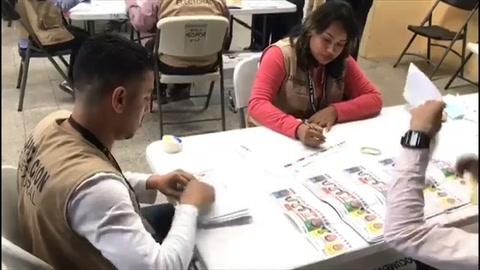 Honduras concluye escrutinio de elecciones sin proclamar ganador
