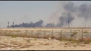 Petróleo de Arabia Saudita intenta restablecer producción ras ataque