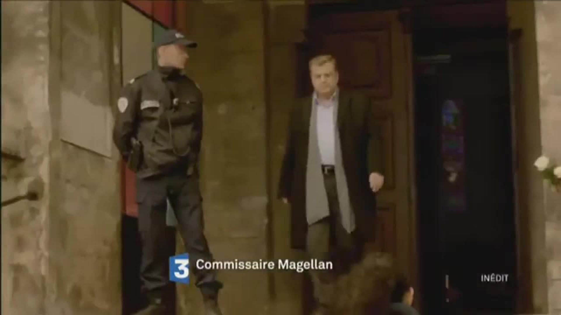 Commissaire Magellan : Chaud devant !