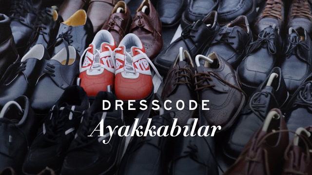 Dress Code - Ayakkabılar