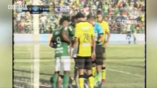 Yustin Arboleda empata de penal para Marathón  1-1 ante Real España