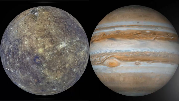 Jupiter and Mercury to appear to cross paths on March 5