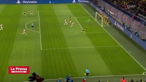 Borussia Dortmund 2-1 Slavia Praga (Champions League)