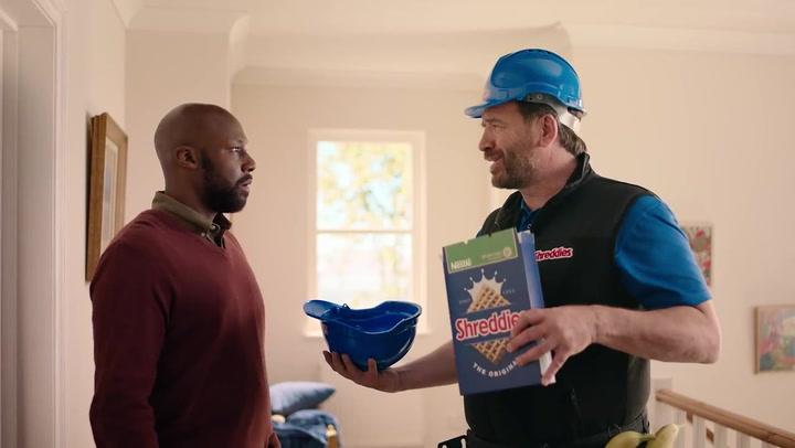Nick Knowles to return to DIY SOS despite Shreddies ad controversy