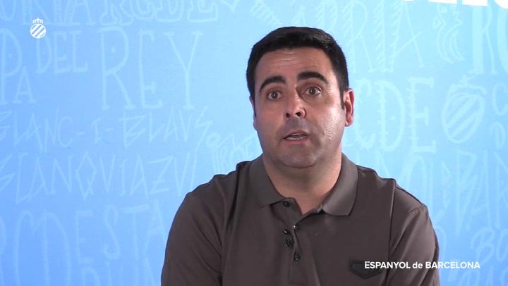 David Gallego opina sobre los posibles rivales tras el primer sorteo de la Europa League