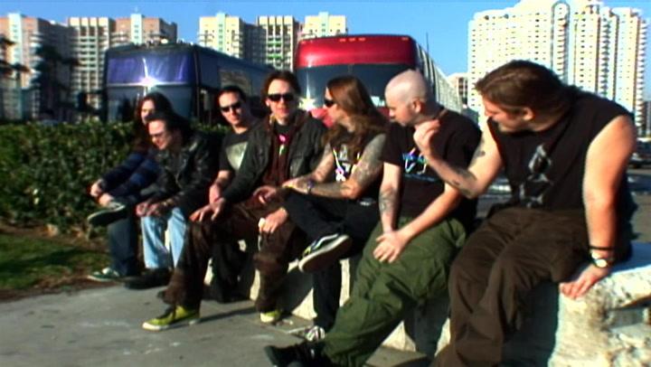 DevilDriver Talks Guinness World Record Attempt: #TBT 2007