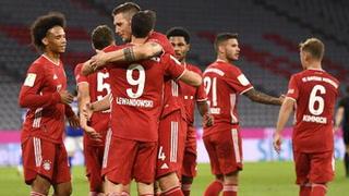 Escandalosa paliza del Bayern Múnich en el inicio de la Bundesliga, Gnabry gran figura
