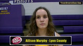 Murphy Set for Senior Season with Lady Lyons