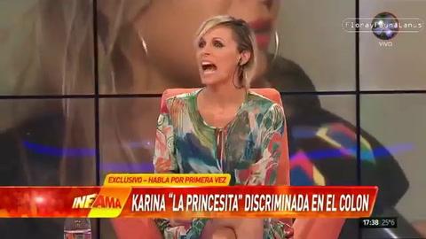La Princesita Karina reveló la incógnita sobre si festeja San Valentín