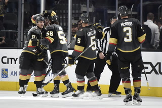 Golden Edge Look Ahead: Knights Face Oilers After Break