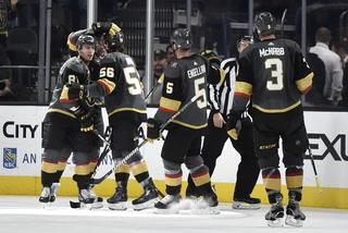 Golden Edge Look Ahead: Knights Face Oilers After Break