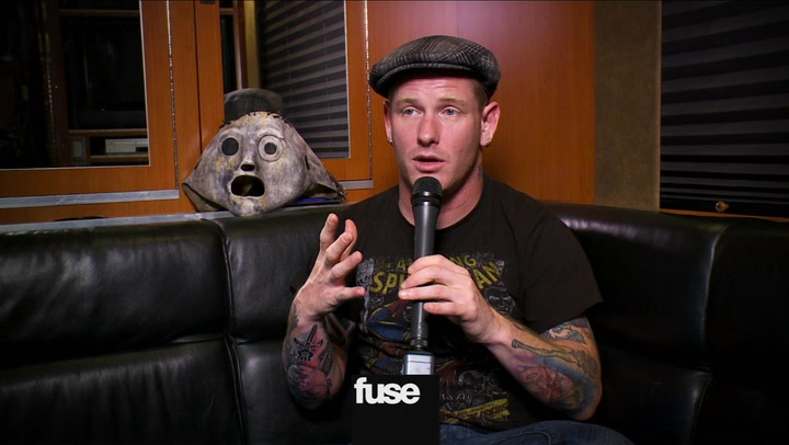 Interviews: Slipknot Wear the Mask App