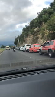 Tegucigalpa: Hondureños acuden desde tempranas horas para ser vacunados contra el covid en el Vacunatón
