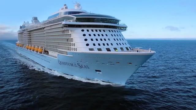 Cruise Royal Caribbean Unveils World S Biggest Cruise Ship Wonder Of The Seas Pictures Cruise Travel Express Co Uk