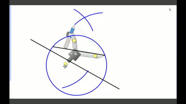 Matte: Hvordan finne sentrum i en sirkel